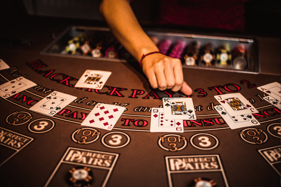 Whatever You Want To Know About Online Casino Games