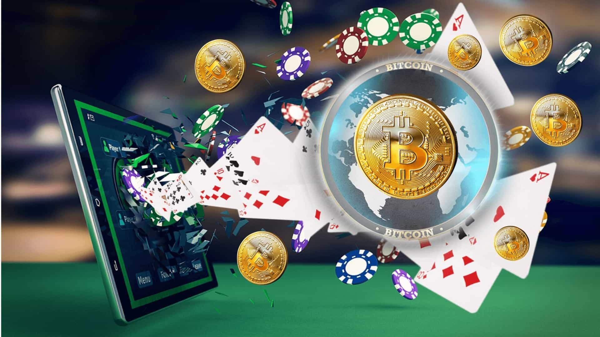 The Games On Offer At Best Online Casino Games