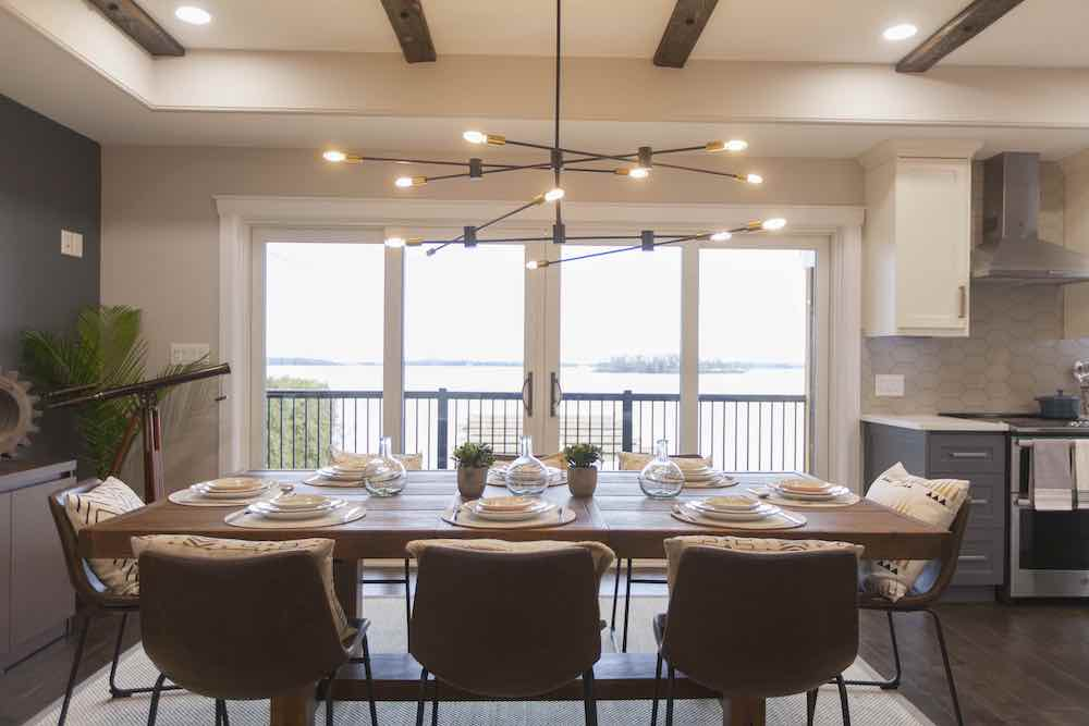 Ideas for Lighting Dining Room in A Sophisticated Way - Trending Chandelier Designs