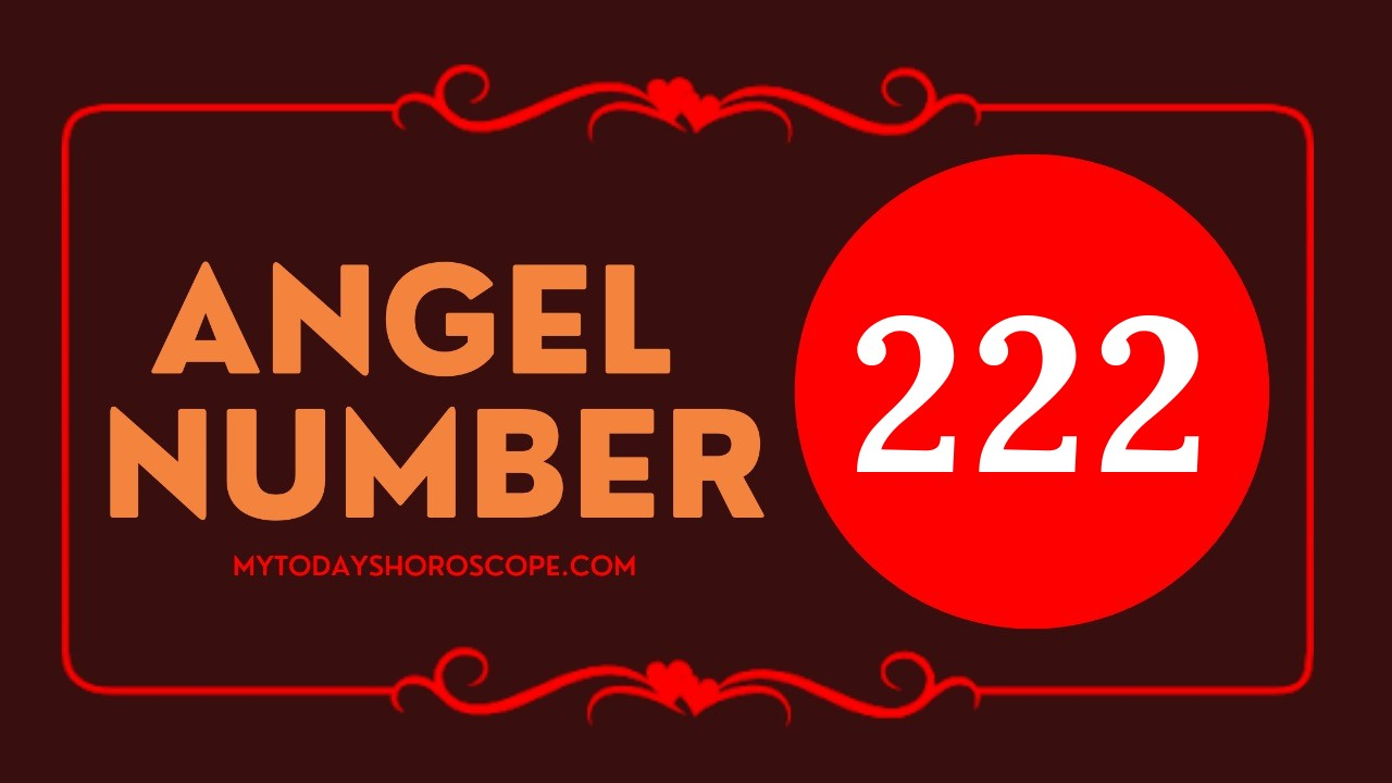 Meaning of Angel Number 222