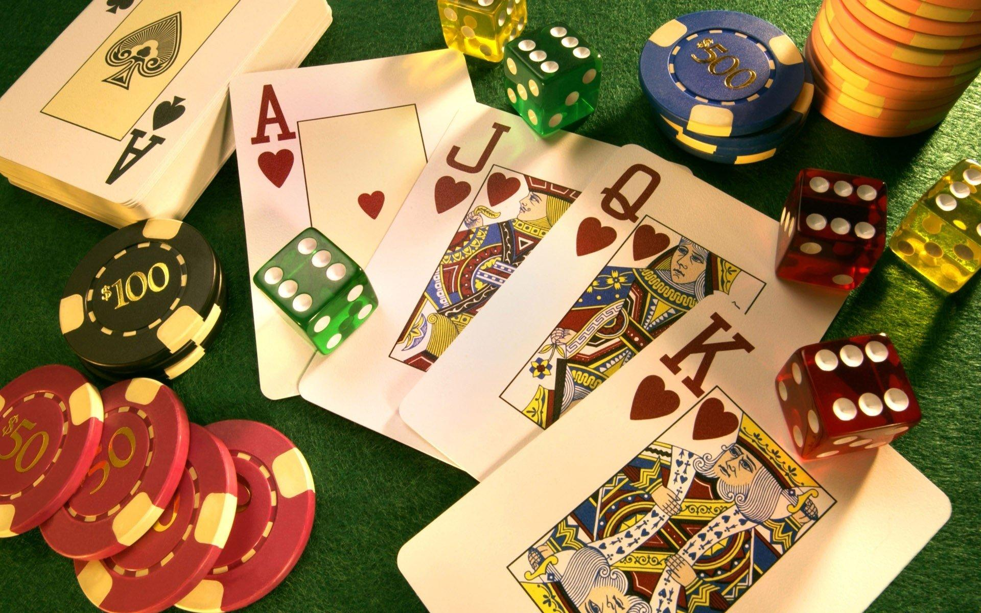 Definitions Of Gambling