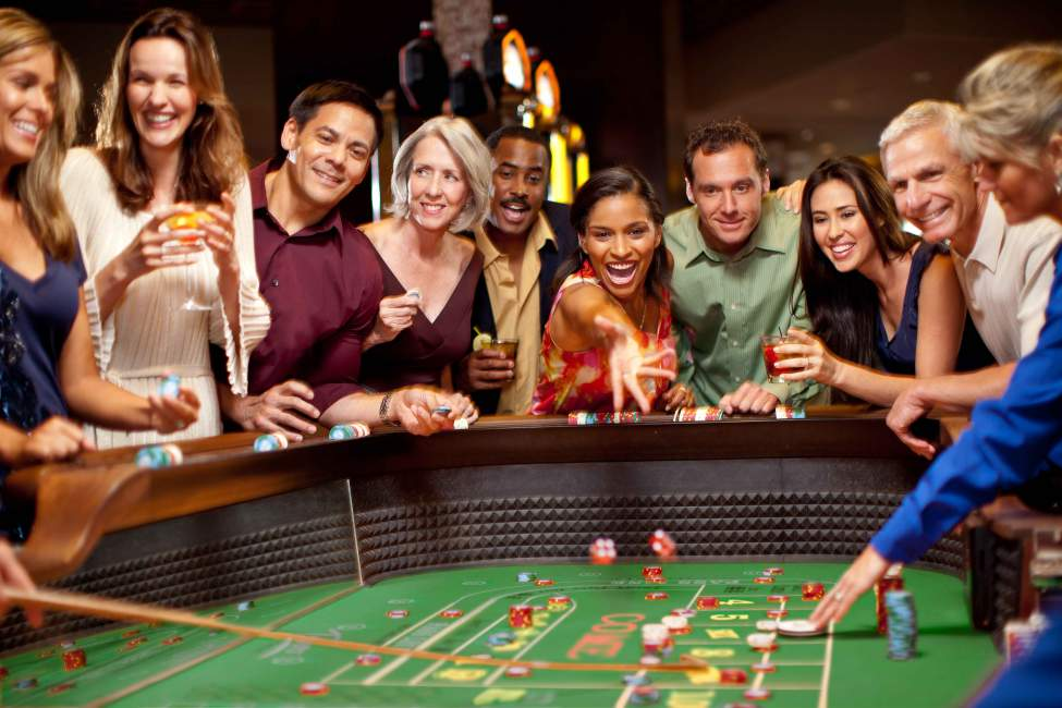 Five Reasons Why You Are Still An Newbie At Gambling