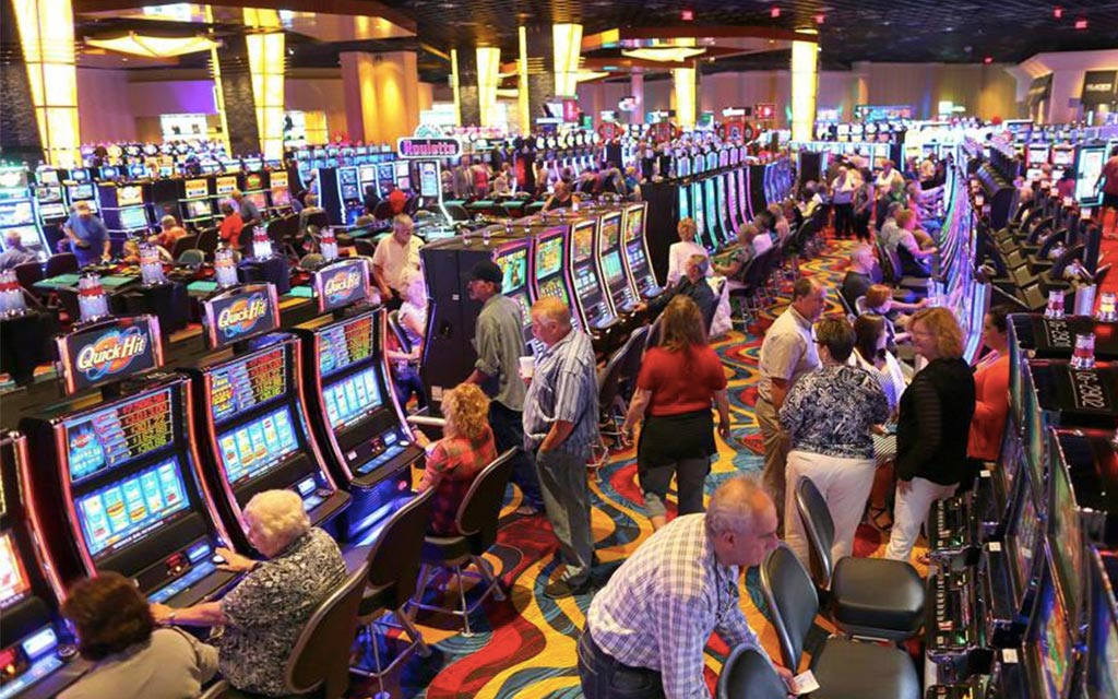 The most typical Online Casino Debate Is not As simple